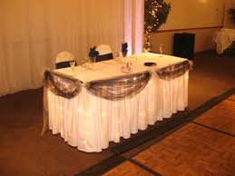 how to use tulle to decorate a table wedding decorations with tulle google search wedding things