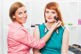 becoming a makeup artist becoming a makeup artist