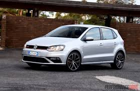 volkswagen polo gti 2016 2015 volkswagen polo gti review video performancedrive