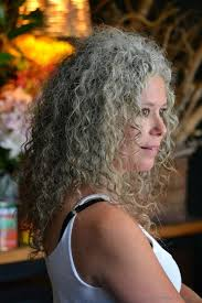 perm for grey hair 69 short hairstyles for old women