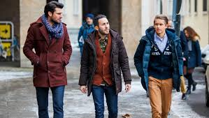 what to wear to a dinner party the idle man