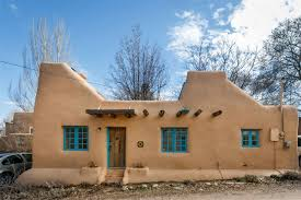Adobe Style Home Plans 1002 1 2 Canyon Rd Santa Fe Nm 87505 Barker Realty