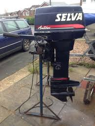 selva naxos 15hp 2 stroke outboard engine motor posot class