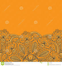 henna invitation henna mehndi card template mehndi invitation design element for