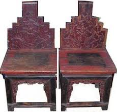 Oriental Chairs Mahogany Franciscan Side Chair Asian Chairs And Side Chair