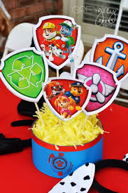 kara u0027s party ideas paw patrol birthday party kara u0027s party ideas