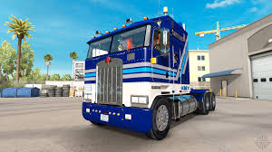 buy kenworth truck kenworth k100 aerodyne for american truck simulator