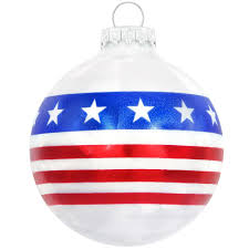 patriotic and republican ornaments republican