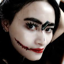 halloween body stickers high quality halloween fake scars promotion shop for high quality