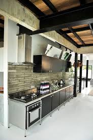 Wet Kitchen Design by Plain Modern Kitchen Malaysia High Class E In Design