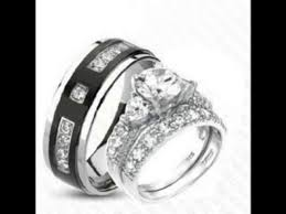 cheap his and hers wedding ring sets cheap his and hers wedding rings 38 his and hers wedding ring sets
