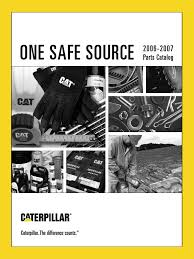 one safe source cat loader equipment battery electricity
