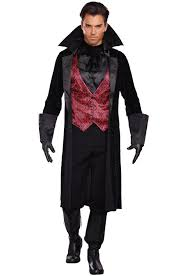 costumes for halloween spirit bloody handsome costume purecostumes com
