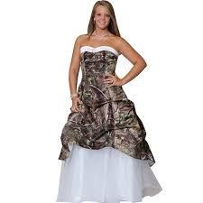 camo wedding dresses realtree camo wedding gown with detachable realtree formal