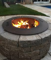 Wood Firepits Modern Ideas Wood Pits Excellent Wood Pit Kits Crafts Home
