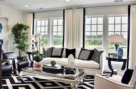 contemporary livingrooms when choosing your living room rug christopher dallman