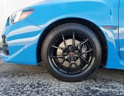 used 2016 subaru wrx sti wheels for sale test drive 2016 subaru wrx sti the daily drive consumer guide