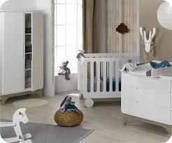 chambre bébé blanc chambre bébé complète évolutive pepper blanche