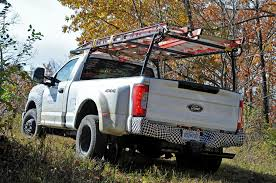 Ford F350 Truck Accessories - ford tests strength of 2017 super duty aluminum bed with