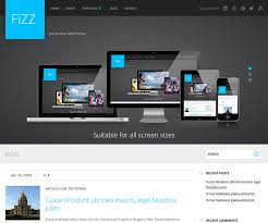 wordpress free themes download with slider free themes