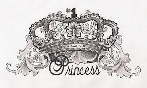 tattoo princess crown want a princess crown tattoo need to find
