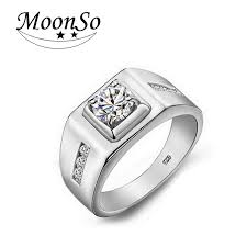 cheap wedding rings for him and compare prices on platinum wedding ring mens online shopping buy
