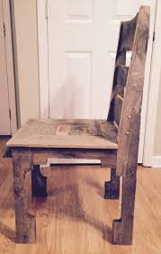 Pallet Dining Room Table Diy Pallet Dining Chair Pallet Furniture Plans