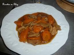 cuisiner le veau en cocotte cocotte de veau carottes au gingembre au cookeo recettes en