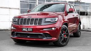 srt jeep 2016 white 2016 jeep grand cherokee srt night at the dragway