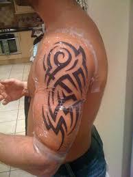 male upper arm tribal tattoos best tattoo 2017