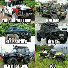 Meme Land - love is landrover car autoparts autorepair fixingcar fun