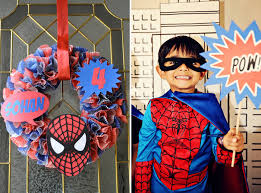 Backyard Superheroes How To Throw The Most Awesome Superhero Party Ever