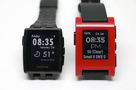 black friday pebble watch pebble steel review at last a stylish smartwatch