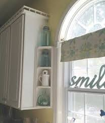 DIY Glass Window Shelves From Pretty Handy Girl Perhaps When We - Kitchen sink shelves