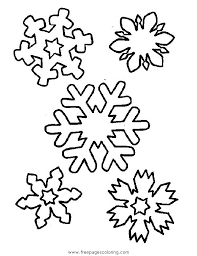 christmas colouring pages snowflake christmas coloring pages 13546
