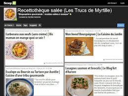 cuisine revue la cuisine de myrtille ma blogosphère gourmande 3 revue de web