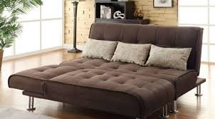 futon 3 seater folding red futon wooden couch bed design for