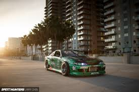 nissan silvia stance get nuts s15 the purist u0027s formula d car speedhunters