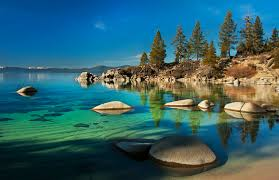 Clearest Water In The Us Lake Tahoe Nevada And California