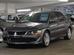evolution mitsubishi 8 used 2016 mitsubishi lancer 2 0 evo 8 mr ltd edn for sale in west