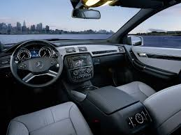 2012 mercedes benz r class information and photos zombiedrive