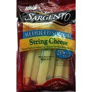 sargento light string cheese calories sargento string cheese reduced sodium calories nutrition analysis