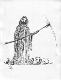 grim reaper rough drawing in 2017 real photo pictures images