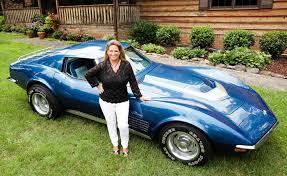 1972 stingray corvette value allstate returns a 1972 corvette stolen 43 years ago to its