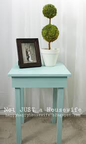 how to build a simple side table stacy risenmay