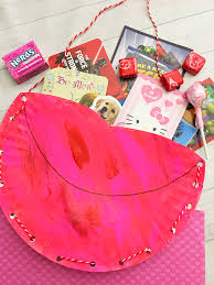 easy valentine u0027s day card holder craft for kids our teen trends