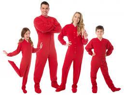 big pajamas fleece one footy pajamas one