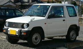 mitsubishi pajero 1999 1999 mitsubishi pajero jr u2013 pictures information and specs auto
