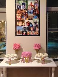 Pink And Gold Dessert Table by Kiss Your 20 U0027s Goodbye Dessert Table For 30th Birthday At Freddies