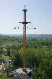 6 Flags St Louis Skyscreamer Six Flags St Louis